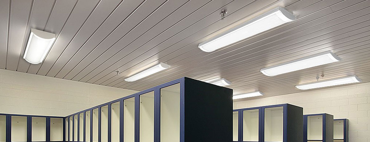 VSA / VSB-LED Vandal Resistant Lighting