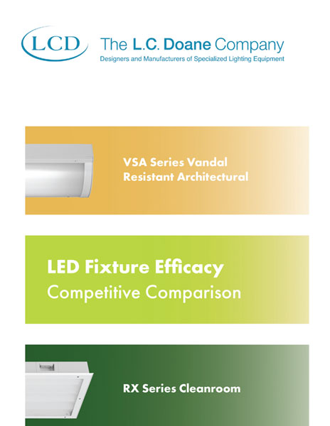 LED Fixture Efficiency